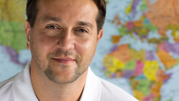 Epidemiolog Rastislav Maďar - Sputnik Česká republika