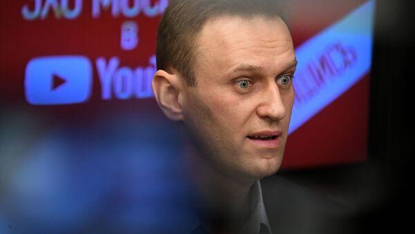 Alexej Navalnyj (archivní foto) - Sputnik Česká republika