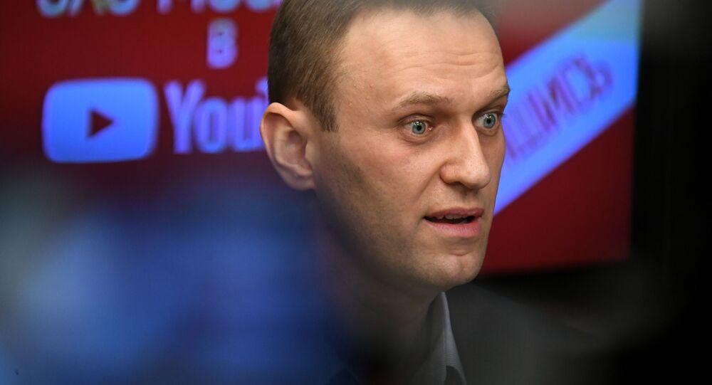Alexej Navalnyj (archivní foto)
