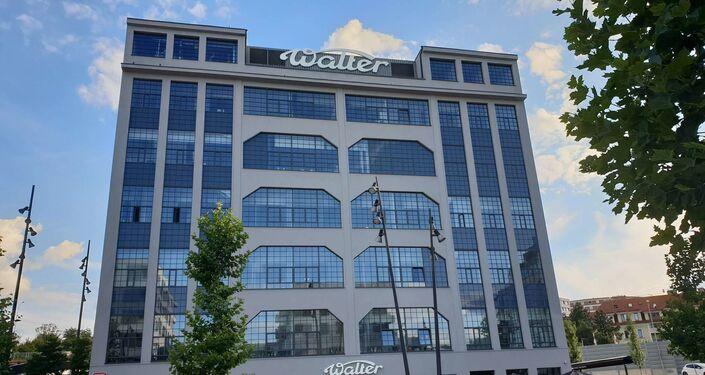 Co zbylo z firmy Walter: rezidenční a kancelářská zóna…