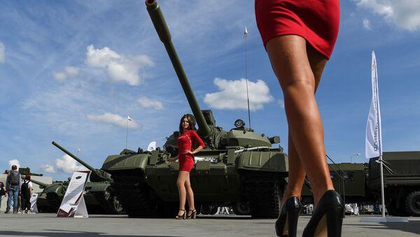 Tank T-55A ARMY 2020 - Sputnik Česká republika