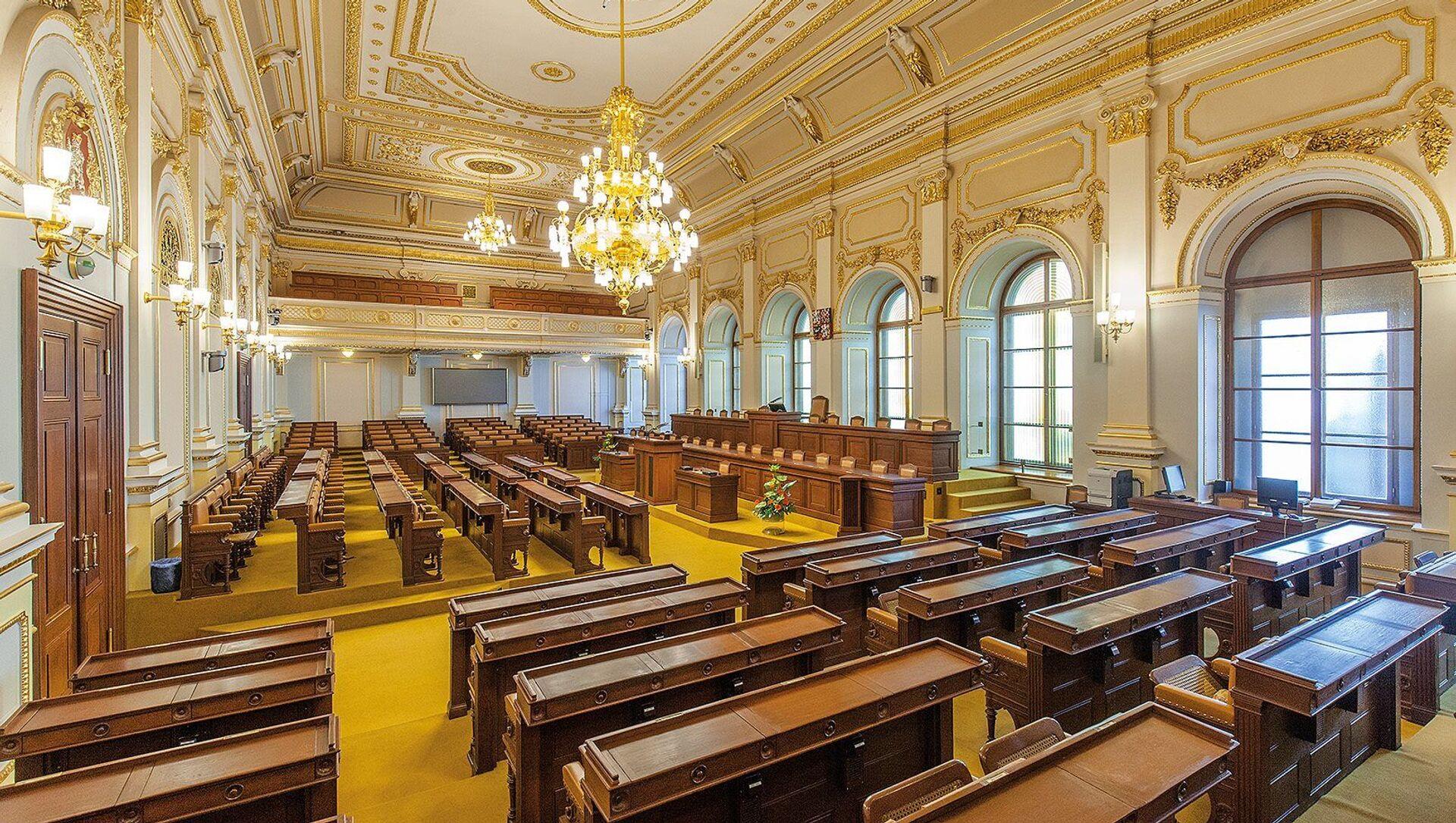 Poslanecká sněmovna - Sputnik Česká republika, 1920, 04.03.2021
