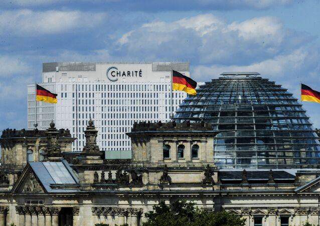 Berlínská klinika Charité