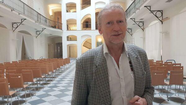 Jiří Pavel Pešek - Sputnik Česká republika