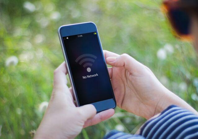 Chytrý telefon. Ilustrační foto
