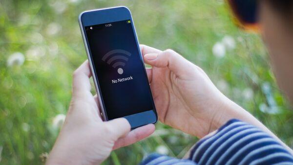Chytrý telefon. Ilustrační foto - Sputnik Česká republika