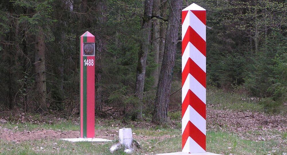 Hranice mezi Polskem a Běloruskem