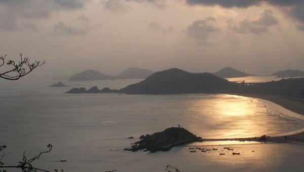 Ostrovy Shengsi v čínské provincii Če-ťiang - Sputnik Česká republika