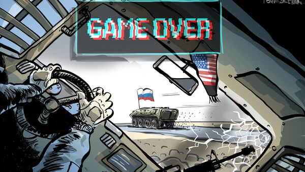 Hra skončila, chlapci - Sputnik Česká republika