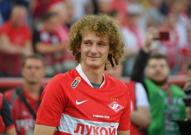 Alex Král po přestupu ze Slavie do Spartaku
