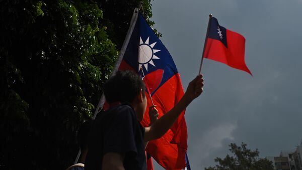 Tchaj-wan - Sputnik Česká republika