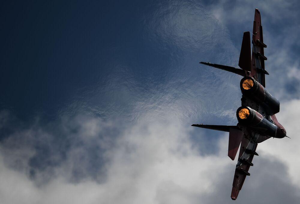 Stíhačka MiG-29