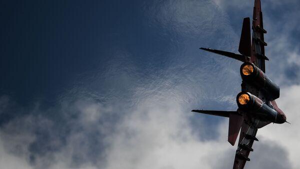 MiG-29. Ilustrační foto - Sputnik Česká republika