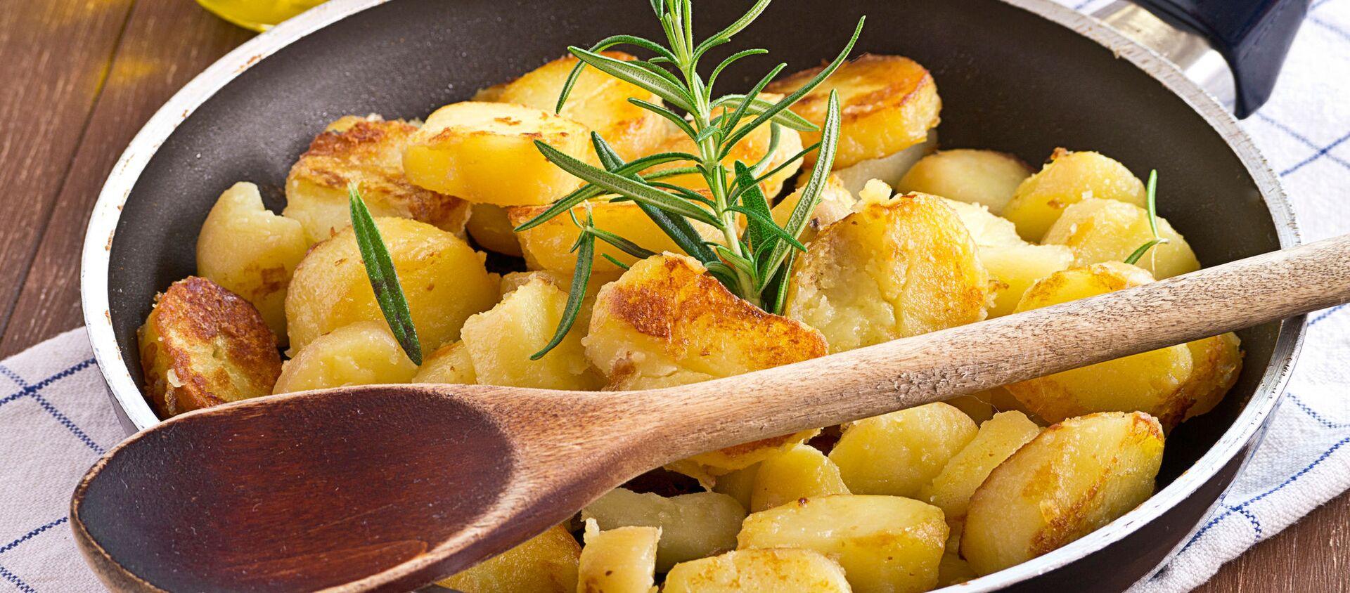Smažené brambory - Sputnik Česká republika, 1920, 03.04.2021