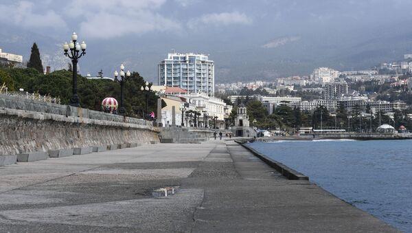 Jalta, Krym - Sputnik Česká republika