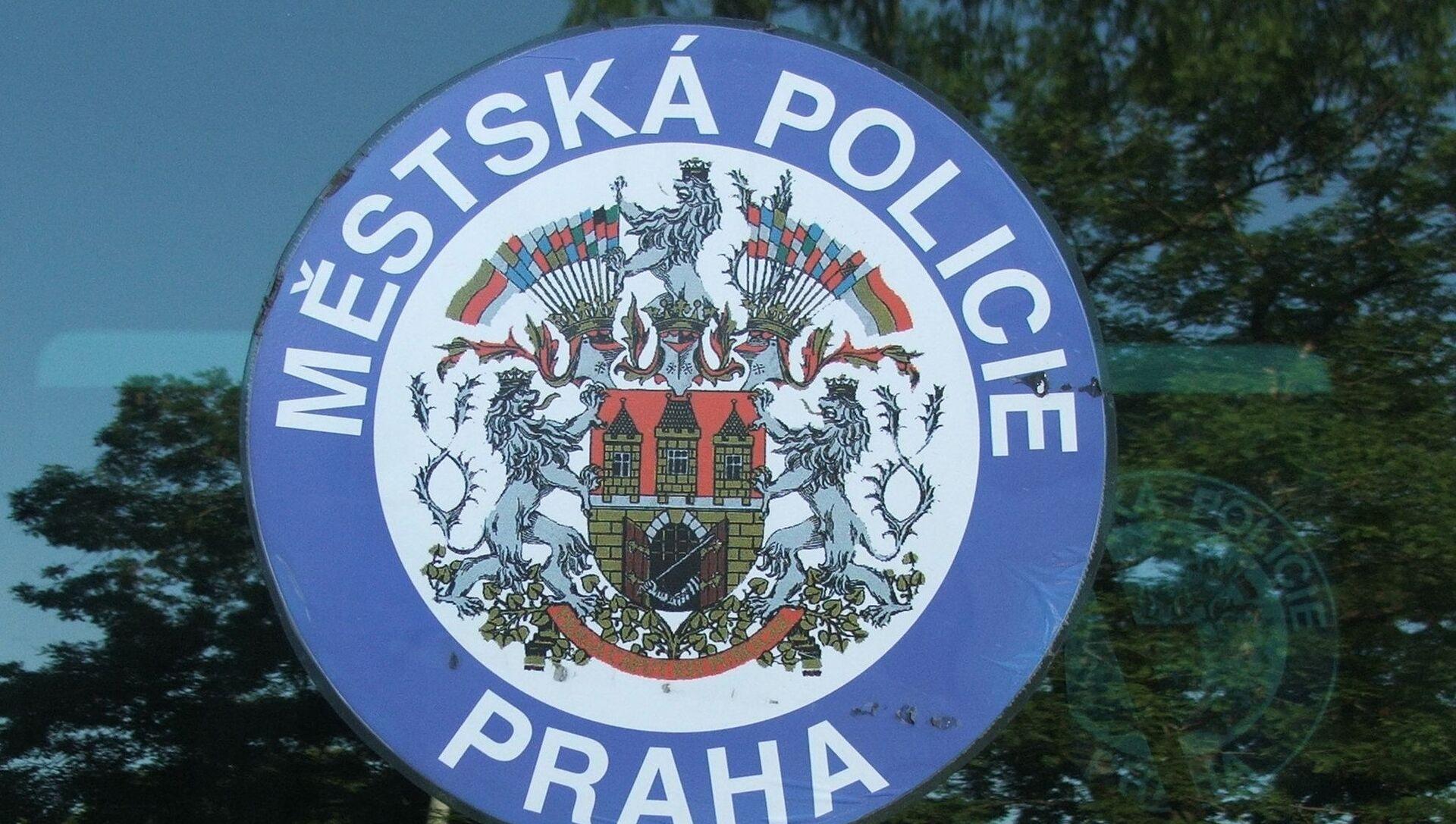 Policie ČR - Sputnik Česká republika, 1920, 05.04.2021