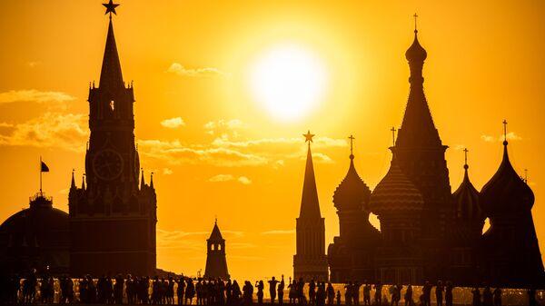 Výhled na Kreml v Moskvě. Ilustrační foto - Sputnik Česká republika