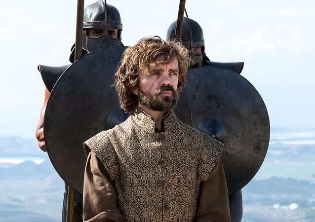 Postava Tyriona Lannistera v seriálu Hra o trůny
