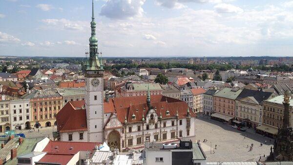Olomouc - Sputnik Česká republika