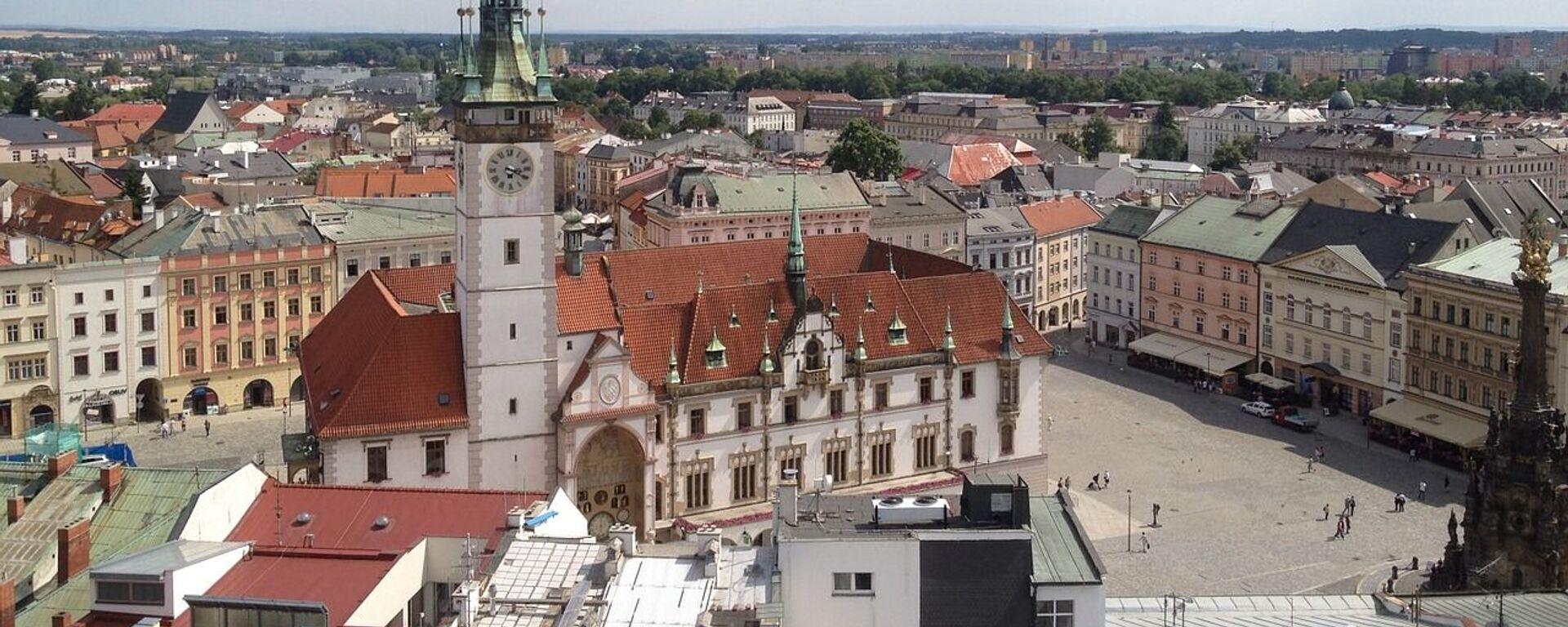 Olomouc - Sputnik Česká republika, 1920, 24.06.2021
