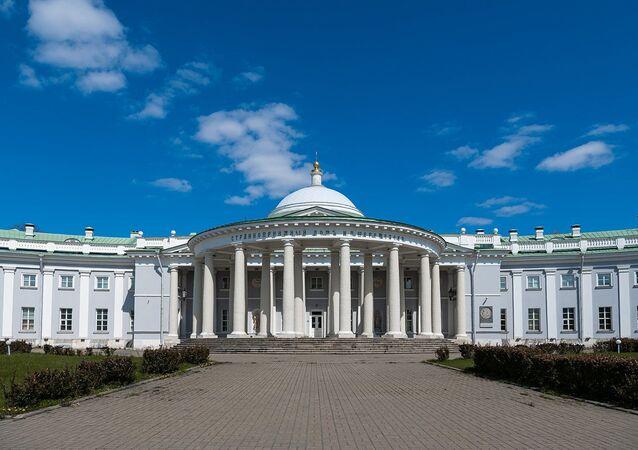 Sklifosovská nemocnice v Moskvě. Ilustrační foto