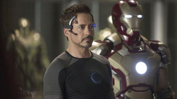 Robert Downey Jr. ve filmu Iron Man - Sputnik Česká republika
