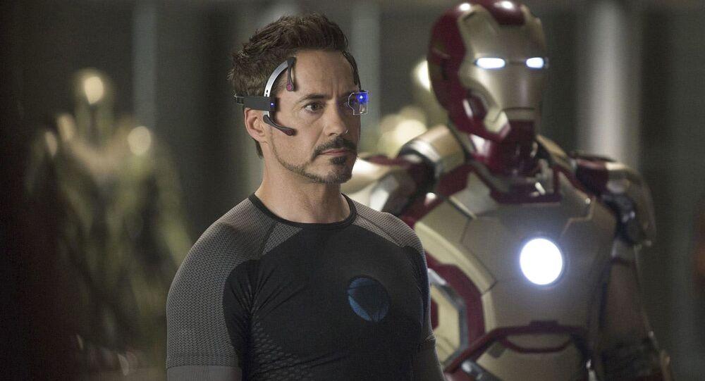 Robert Downey Jr. ve filmu Iron Man
