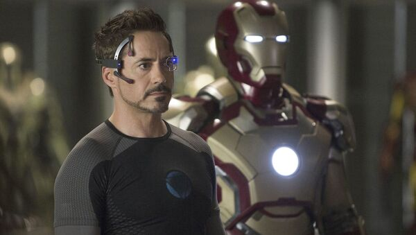 Robert Downey Jr. ve filmu Iron Man - Sputnik Česká republika