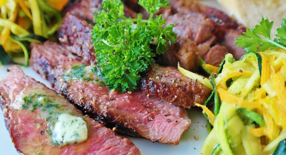 Hovězí steak. Ilustrační foto