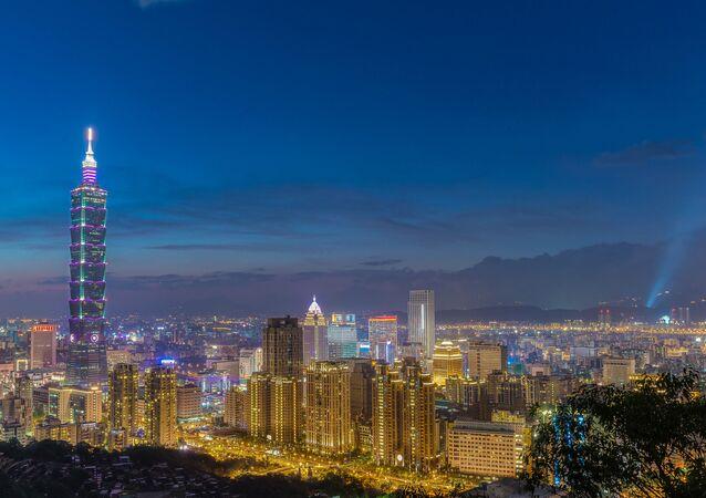 Mrakodrap v Tchaj-wanu