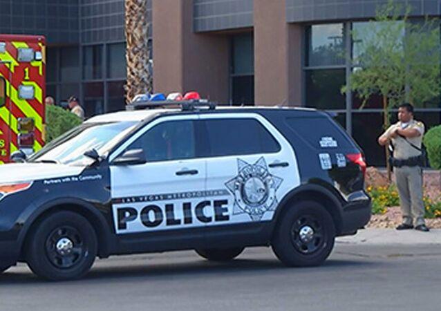 Americké policejní auto