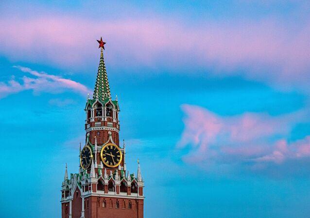 Moskevský Kreml, Spasská věž