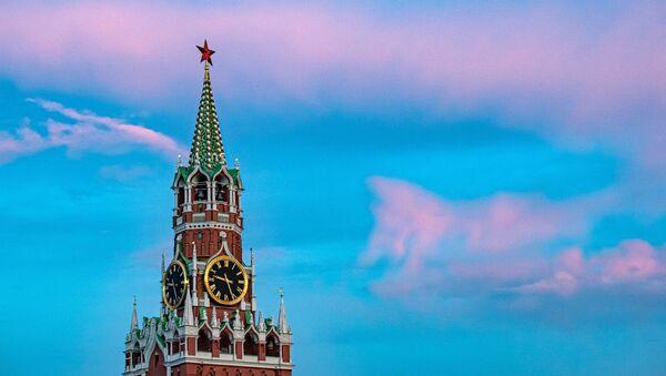 Moskevský Kreml, Spasská věž - Sputnik Česká republika