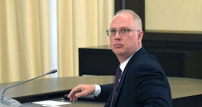 Ředitel Ruského fondu přímých investic Kirill Dmitrijev