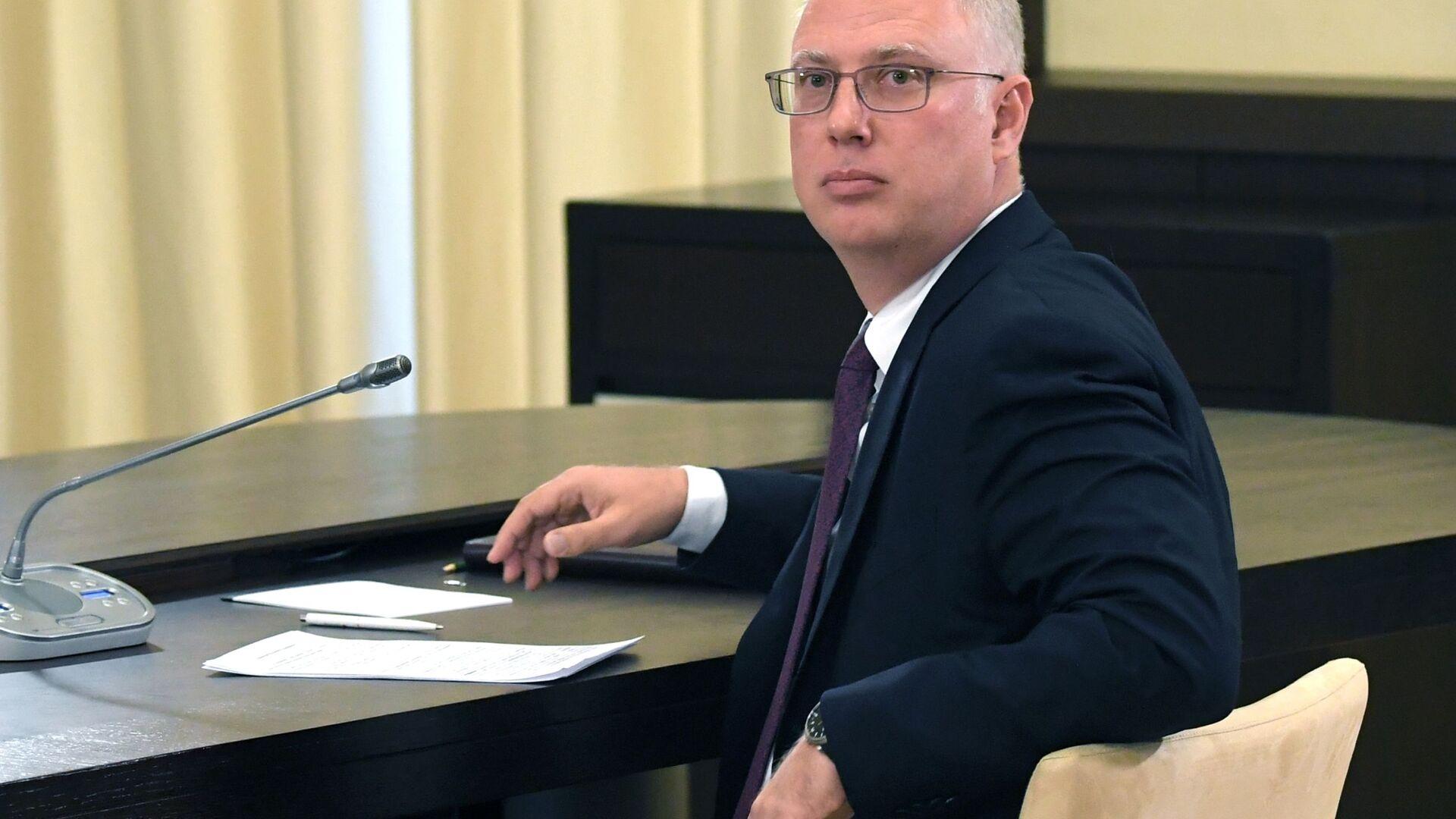Ředitel Ruského fondu přímých investic Kirill Dmitrijev - Sputnik Česká republika, 1920, 20.02.2021
