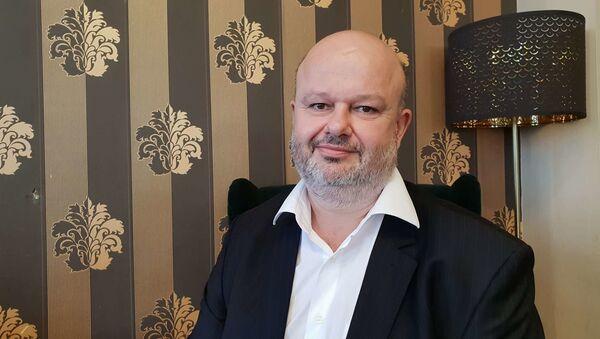 Místopředseda Rusnokovy vlády Martin Pecina - Sputnik Česká republika