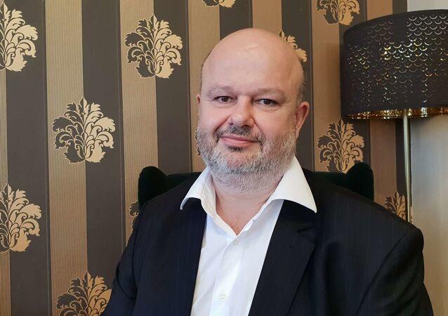Místopředseda Rusnokovy vlády Martin Pecina