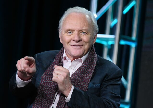 Herec Anthony Hopkins