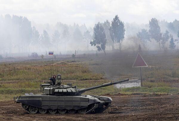 Vyobrazení bojových schopností zbraní a vojenského vybavení - Sputnik Česká republika