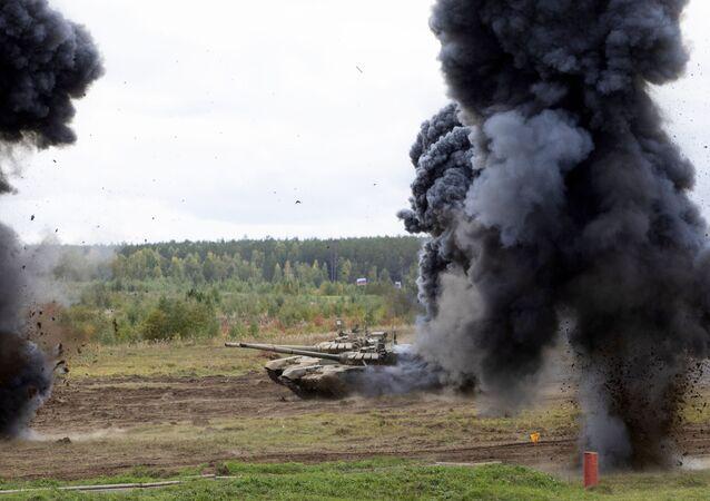 Slavnostní akce na počest Dne tankisty