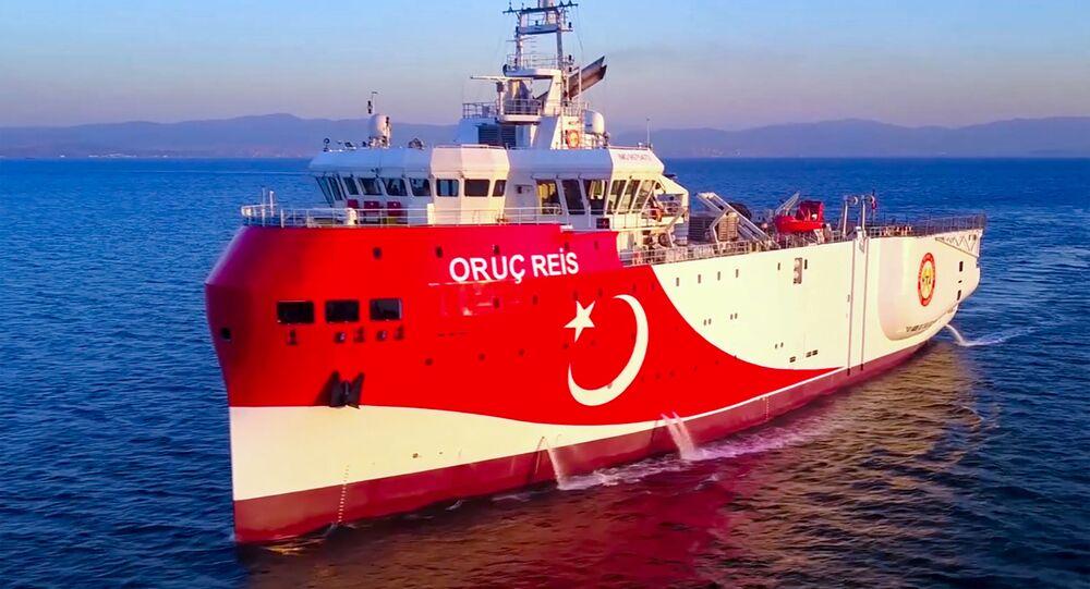 Loď Oruç Reis