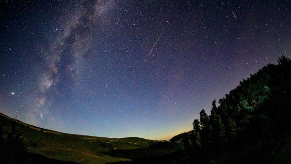 Hvězdné nebe. Illustrační foto - Sputnik Česká republika