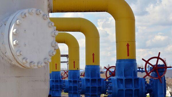 Plynovod na Ukrajině. Ilustrační foto - Sputnik Česká republika