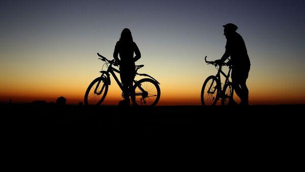 Cyklisté. Ilustrační foto - Sputnik Česká republika