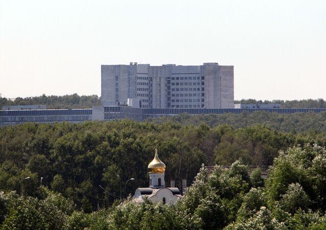 Budova Služby vnější rozvědky RF