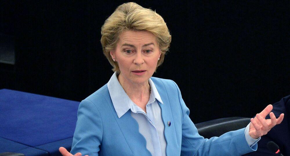 Ursula von der Leyenová