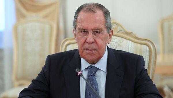 Ruský ministr zahraničí Sergej Lavrov (ilustrační foto) - Sputnik Česká republika