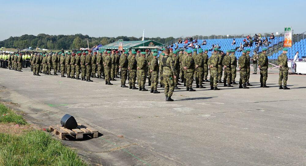 Přehlídka vojenské a policejní techniky zemí NATO Dny NATO v Ostravě, Česko