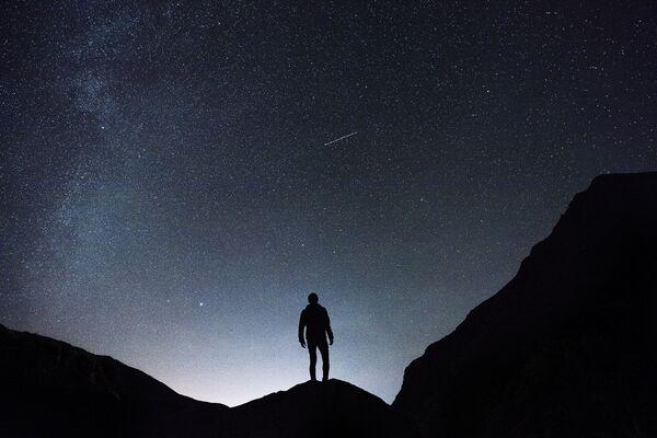 Národní park Snowdonia v severním Walesu - Sputnik Česká republika