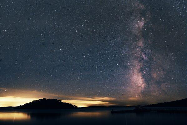 Hvězdná obloha v Portugalsku - Sputnik Česká republika